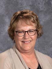 Lisa Lacy - Receptionist