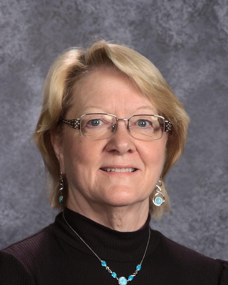 LuAnn Roth - Records Clerk