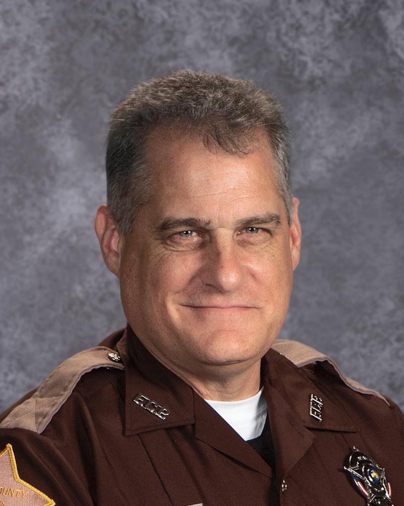 Mark Spurgeon - Deputy Sheriff