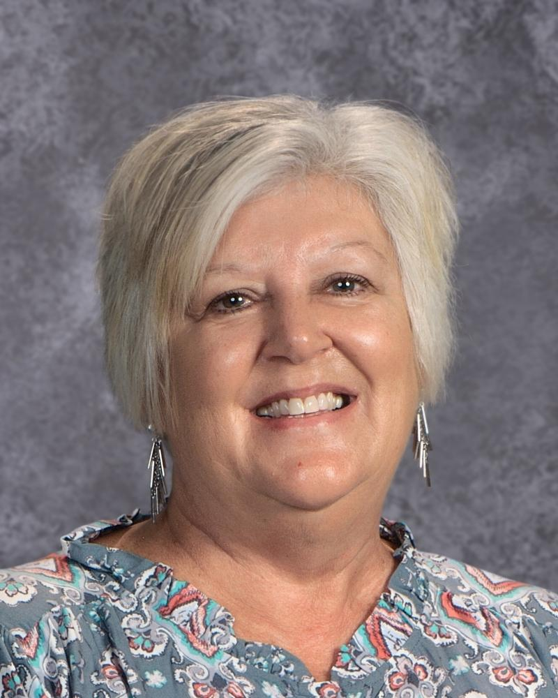 Pam Nevin - Principal's Secretary